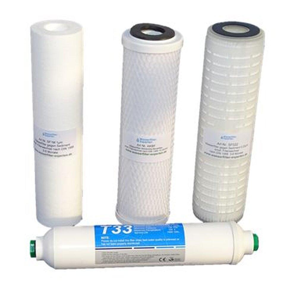 Aktivkohle Nachfilter Wasserfilter Osmose T33